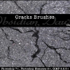 Cracks Photoshop Brushes For Destroyed Road