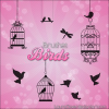 Photoshop Brushes – Birds