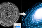 Adobe Photoshop Space Tutorial: How To Create Realistic Galaxy