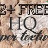 13 Crumpled Paper Textures