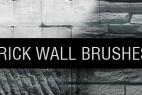 Walls and Bricks: 11 Brick Wall Brushes