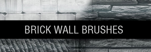 Walls and Bricks: 11 Brick Wall Brushes