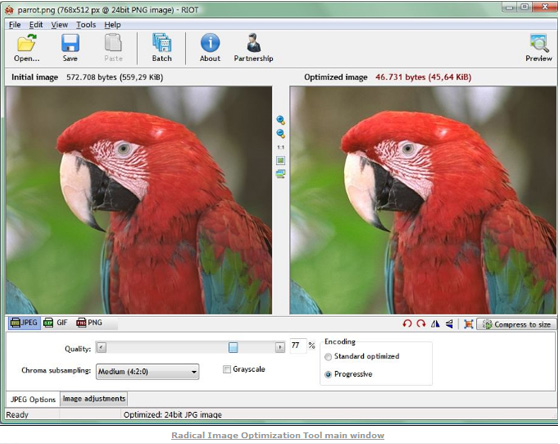15 Free Image Optimization Tools for Designers